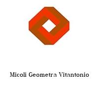 Micoli Geometra Vitantonio
