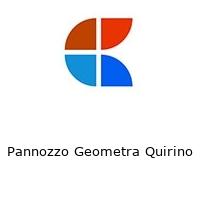 Pannozzo Geometra Quirino