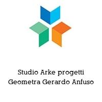 Studio Arke progetti Geometra Gerardo Anfuso