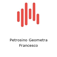 Petrosino Geometra Francesco