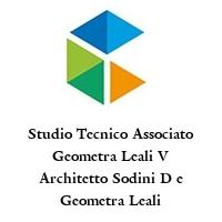 Studio Tecnico Associato Geometra Leali V Architetto Sodini D e Geometra Leali