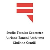 Studio Tecnico Geometra Adriano Zanoni Architetto Giuliana Gentili