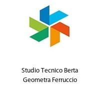 Studio Tecnico Berta Geometra Ferruccio