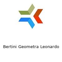 Bertini Geometra Leonardo