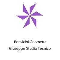 Bonvicini Geometra Giuseppe Studio Tecnico