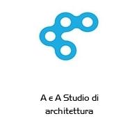 A e A Studio di architettura