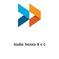 Studio Tecnico B e G