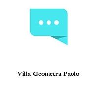 Villa Geometra Paolo
