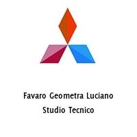 Favaro Geometra Luciano Studio Tecnico