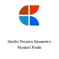 Studio Tecnico Geometra Nicolosi Paolo