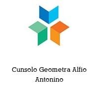 Cunsolo Geometra Alfio Antonino