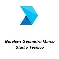 Barcheri Geometra Marco Studio Tecnico