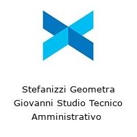Stefanizzi Geometra Giovanni Studio Tecnico Amministrativo