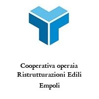 Cooperativa operaia Ristrutturazioni Edili Empoli