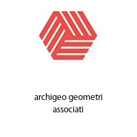 archigeo geometri associati