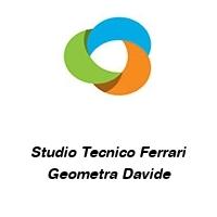 Studio Tecnico Ferrari Geometra Davide
