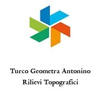 Turco Geometra Antonino Rilievi Topografici