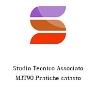 Studio Tecnico Associato M3T90 Pratiche catasto