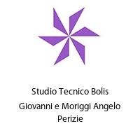 Studio Tecnico Bolis Giovanni e Moriggi Angelo Perizie
