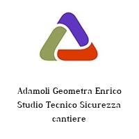 Adamoli Geometra Enrico Studio Tecnico Sicurezza cantiere
