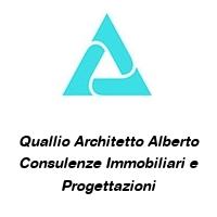 Quallio Architetto Alberto Consulenze Immobiliari e Progettazioni