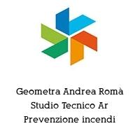 Geometra Andrea Romà Studio Tecnico Ar Prevenzione incendi