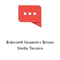 Balossetti Geometra Bruno Studio Tecnico