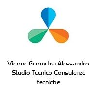 Vigone Geometra Alessandro Studio Tecnico Consulenze tecniche