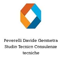 Peverelli Davide Geometra Studio Tecnico Consulenze tecniche