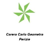 Carera Carlo Geometra Perizie
