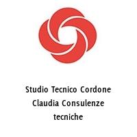 Studio Tecnico Cordone Claudia Consulenze tecniche