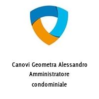 Canovi Geometra Alessandro Amministratore condominiale