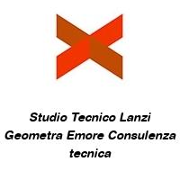 Studio Tecnico Lanzi Geometra Emore Consulenza tecnica