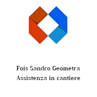 Fois Sandro Geometra Assistenza in cantiere