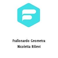 Frallonardo Geometra Nicoletta Rilievi