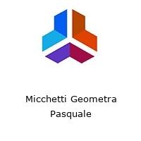 Micchetti Geometra Pasquale