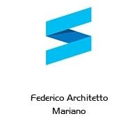 Federico Architetto Mariano