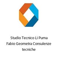 Studio Tecnico Li Puma Fabio Geometra Consulenze tecniche