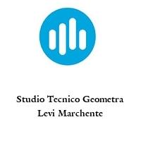 Studio Tecnico Geometra Levi Marchente