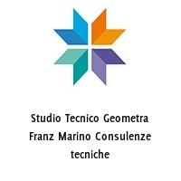 Studio Tecnico Geometra Franz Marino Consulenze tecniche