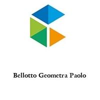 Bellotto Geometra Paolo