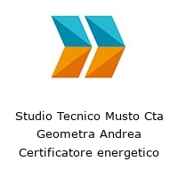 Studio Tecnico Musto Cta Geometra Andrea Certificatore energetico