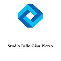 Studio Ballo Gian Pietro