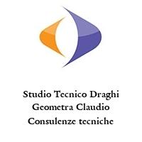 Studio Tecnico Draghi Geometra Claudio Consulenze tecniche