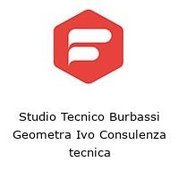 Studio Tecnico Burbassi Geometra Ivo Consulenza tecnica