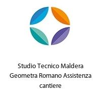 Studio Tecnico Maldera Geometra Romano Assistenza cantiere