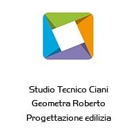 Studio Tecnico Ciani Geometra Roberto Progettazione edilizia