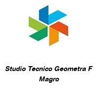 Studio Tecnico Geometra F Magro