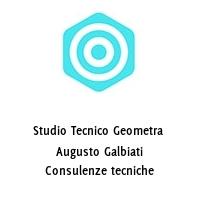 Studio Tecnico Geometra  Augusto Galbiati Consulenze tecniche