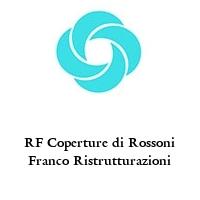 RF Coperture di Rossoni Franco Ristrutturazioni